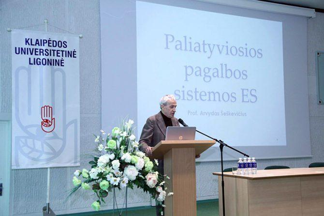"""Praktinė konferencija """"Paliatyvios pagalbos galimybės Lietuvoje"""" 2019 m. kovo 28 d."""